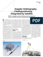 DORIS - Doppler Orbitography and Radio Positioning Integrated by Satellite