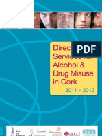 Directory of Services for Alcohol & Drug Misuse in Cork 2011 - 2012