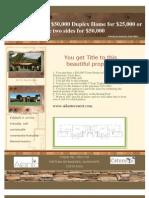 $25000 Home