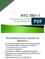 NTC 3951-1