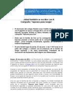 Nota de prensa_Solidadaridad también se escribe con R_22_6_2011