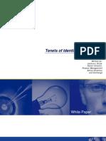 Tenet of Identity Management Graphics 033007
