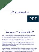 DSP 7 z Transformation[1]