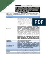 Ficha Convocatoria 999312-009 Como Tecnico Centro Logistica Del Centro Segundo Semestre de 2011