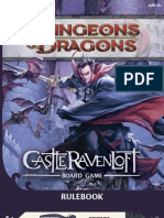 Castle Ravenloft RuleBook