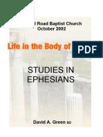Ephesians Studies Complete