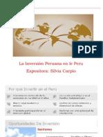 Inversion Privda Del Peru
