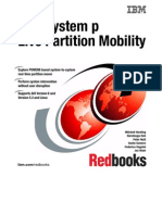IBM System p Live Partition Mobility