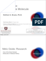 Nitric Oxide Bryan