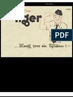 Die Tigerfiebel Handbuch Des Deutschen Tiger Panzers
