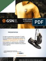 Sports Brands in Brazil 2011