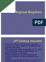 The Regional Kingdoms