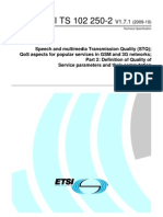 ETSI KPI 1