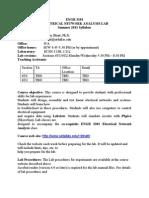 UT Dallas Syllabus for engr3101.6u2.11u taught by Tanay Bhatt (tmb018000)