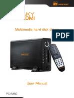 Manuel So Speaky HDMI ENG