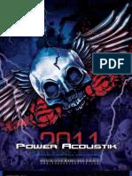 PowerAcoustik 2011 Catalog