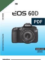 20110507 Canon EOS 60D Instructie Hand Lei Ding Nederlands