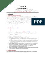 Bio Chem 1