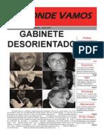 Mensuario a Donde Vamos - Junio 2011