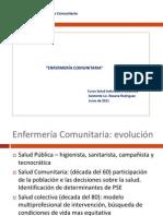 ENFERMERIA COMUNITARIA 2011