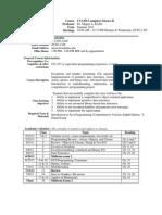 UT Dallas Syllabus for ecs2336.0u1.11u taught by Miguel Razo Razo (mrazora)