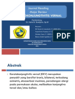 Presentasi Journal Reading VKK FINISHED
