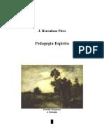 3 - Herculano Pires - Pedagogia Espírita