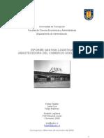 Gestion Logistica Adelco