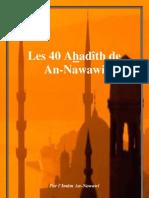 Les Quarantes Ahadith d an Nawawi