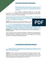 TODAS AS QUESTÕES DISSERTATIVAS DO PRIMEIRO SEMESTRE PROCESSO CIVIL