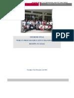 Informe Final - Red Nacional Anticorrupción Ucayali