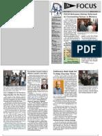 In FOCUS Newsletter - Winter 2010