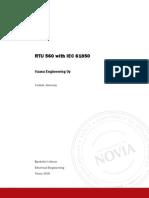 Case Finland 61850