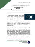 Pengalaman Pengembangan dan Implementasi Kebijakan Pengendalian Ai (Avian Influenza) di Indonesia