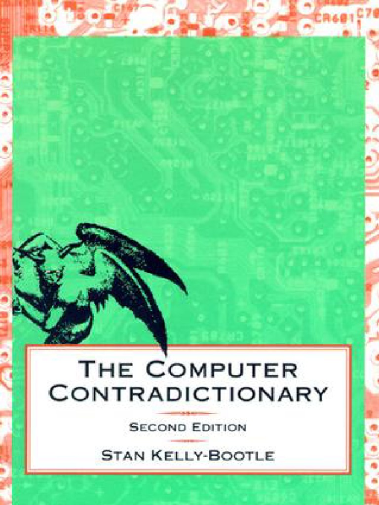 the computer contradictionary stan kelly bootie apl programming