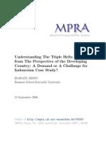 Understanding Tiple Helix MPRA
