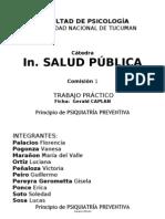 Trabajo Salud P. Caplan