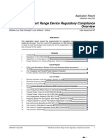 Emission Regulations for ISM by FCC and ECC