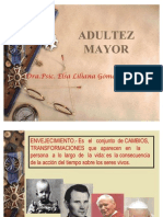 Psicología II - 3 - El Adulto Mayor