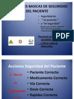 10 Acciones Seguridad Del Paciente