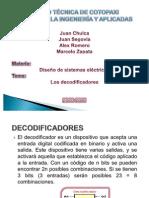 DECODIFICADORES