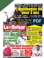LE BUTEUR PDF du 23/06/2011