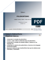 4-Polimorfismo