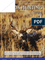 2011 Nevada Hunting Guide