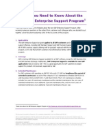 8 Things You Need to Know About the New Sap Enterprise Support Program
