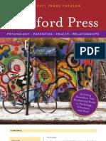 Guilford Press Fall 2011 Trade Catalog