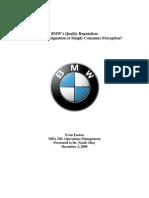 BMWQuality