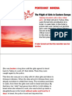 Human Trafficking Novena Day 2 - Central Europe