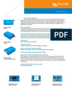 Datasheet - Phoenix Inverter 180VA - 750VA - Rev 03 - En