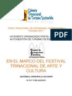 Feria Trinacional de Artesanías, Gastronomía, Turismo y Folklore